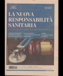Gli speciali di Guida al diritto - La nuova responsabilità sanitaria - n. 2 - dicembre 2019 - mensile