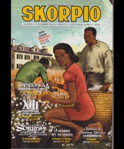 Skorpio - n. 2232 - 12 dicembre 2019 - settimanale di fumetti