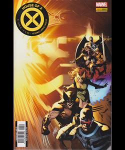 I Nuovissimi X-Men - House Of X N. 3 / 75 - quindicinale - 12 dicembre 2019 -