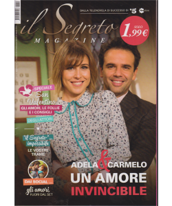 Il Segreto Magazine - n. 54 - 12 febbraio 2019 - mensile