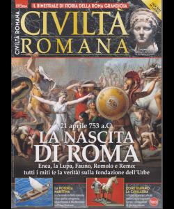 Civilta' Romana - n. 5 - bimestrale - aprile - maggio 2019 -