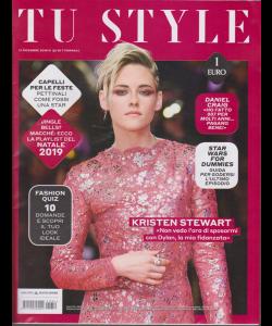 Tu Style - n. 52 - 17 dicembre 2019 - settimanale