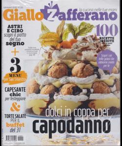 Giallo  Zafferano - n. 1 - mensile - gennaio 2020 - 100 ricette inedite