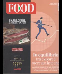 Food - n. 12 - dicembre 2019 - mensile