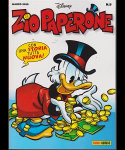 Zio Paperone - n. 9 - marzo 2019 - mensile
