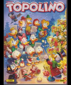 Topolino - n. 3343 - 18 dicembre 2019 - settimanale -