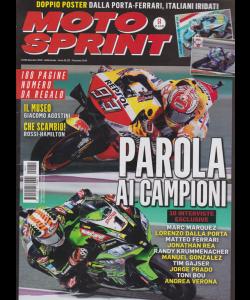Moto Sprint - n. 51 - 17/30 dicembre 2019 - settimanale - 100 pagine numero da regalo