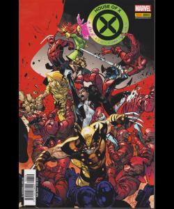 House of x - Gli incredibili x-men n. 359 - quindicinale - 19 dicembre 2019  -