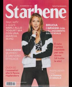 Starbene - n. 2 - 24 dicembre 2019 - settimanale