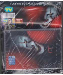 Sorrisi e Canzoni tv + It capitolo due - rivista + dvd