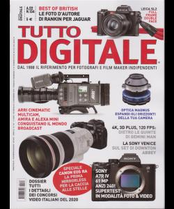 Tutto Digitale - n. 134 - bimestrale - dicembre - gennaio 2020