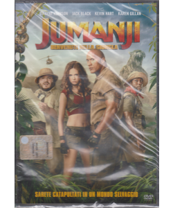 Jumanji - Benvenuti nella giungla - n. 4 - settimanale - 24/12/2019