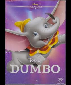 I dvd di Sorrisi 4 n. 5 - I classici Disney - Dumbo - 24/12/2019 - settimanale