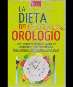Le ricette Perdipeso - La dieta dell'orologio - La dieta nordica - n. 100 - gennaio 2020 - 2 libri