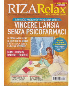 RizaRelax - n. 3 - gennaio - febbraio 2020 - bimestrale