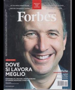 Forbes - n. 27 - gennaio 2020 - mensile - + Forbes 2020 eccellenze italiane - 2 riviste