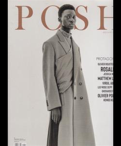 Posh - n. 88 - dicembre - gennaio 2020 - bimestrale