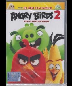 Angry Birds 2 nemici amici per sempre - i dvd di Sorrisi 3 -n. 2 - settimanale - 7/1/2020