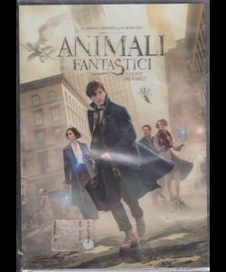 I Dvd Di Sorrisi2 - Animale Fantastici  e dove trovarli - n. 8 - 19/3/2019 -