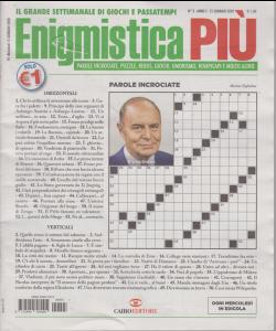 Enigmistica Più - n. 3 - 21 gennaio 2020 - settimanale