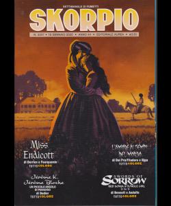 Skorpio - n. 2237 - 16 gennaio 2020 - settimanale di fumetti