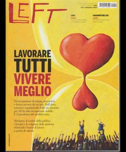Left - n. 3 - settimanale - 17 gennaio 2020 - 23 gennaio 2020 -