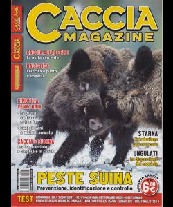 Caccia magazine - n. 2 - mensile - febbraio 2020 -