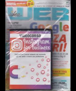 Idea web - + videocorso Instagram for business - n. 224 - febbraio 2020 - mensile - rivista + dvd