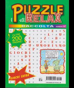 I puzzle di Relax Raccolta - n. 97 - trimestrale - febbraio - aprile 2020 - 200 pagine!