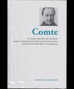 Imparare a pensare - Comte - n. 53 - settimanale - 24/1/2020 - copertina rigida
