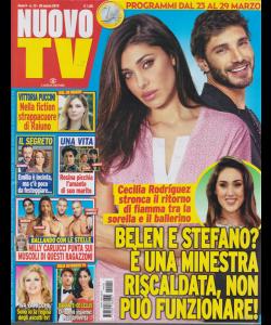 Nuovo Tv - n. 12 - 26 marzo 2019 - settimanale