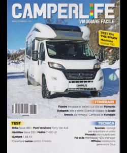 Camperlife - n. 86 - mensile - febbraio 2020 -