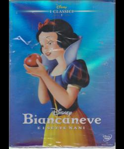 I dvd di Sorrisi 4 n. 10 - settimanale - 28/1/2020 - Biancaneve e i sette nani
