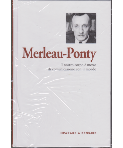 Imparare a pensare - Merleau - Ponty - n. 54 - settimanale - 31/1/2020 - copertina rigida