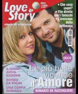 Love story - n. 5 - mensile - 11 febbraio 2020