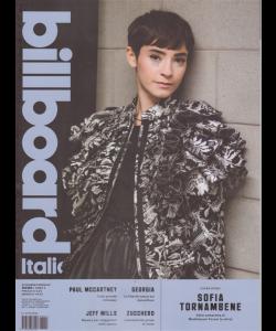 Billboard Italia - n. 22 - mensile - dicembre - gennaio 2020 -