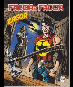 Zagor - Faccia a faccia - n. 706 - mensile - febbraio 2020 -