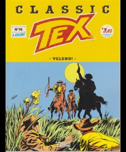 Classic Tex - n. 76 - quattrodicinale - 31 gennaio 2020 - Veleno!