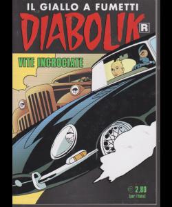 Diabolik - n. 704 - mensile - 10/2/2020 - Vite incrociate