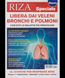 Riza speciale - Libera dai veleni bronchi e polmoni - n. 16 - bimestrale - febbraio - marzo 2020 -
