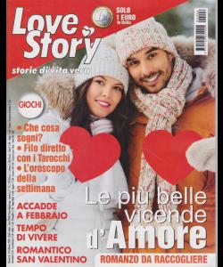 Love story - n. 6 - 18 febbraio 2020 - settimanale