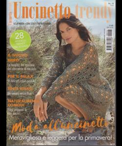 Uncinetto trendy - n. 16 - trimestrale - 13/2/2020
