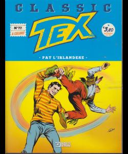 Classic Tex - n. 77 - quattordicinale - 14 febbraio 2020 - Pat l'irlandese