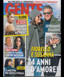 Gente - n. 7 - 22/2/2020 - settimanale