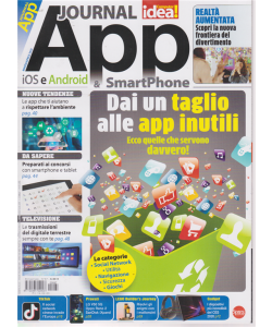 Journal App iOS Android & SmartPhone - n. 87 - bimestrale - 14/2/2020 -