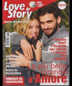 Love Story - n. 7 - 25 febbraio 2020 - settimanale