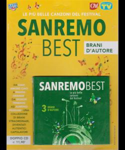 Sanremo best - n. 8 - febbraio 2020 - settimanale - doppio cd