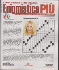 Enigmistica Più - n. 8 - 25 febbraio 2020 - settimanale