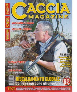 Caccia magazine - n. 3 - mensile - marzo 2020 -