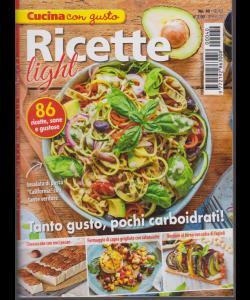 Cucina con gusto - Ricette light - n. 40 - quadrimestrale - 20/2/2020